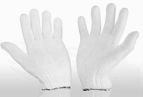 Găng tay sợi loại dầy sợi nhỏ 50g