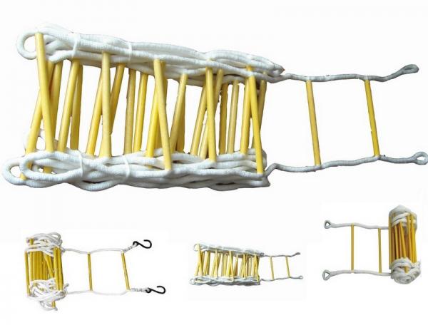 Thang dây chống cháy sợi amiang
