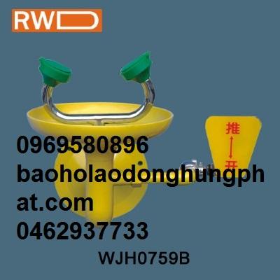 BỒN RỬA MẮT KHẨN CẤP TREO TƯỜNG  WJH0759B