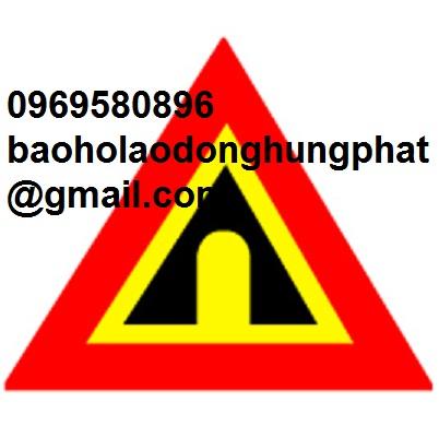Biển số 218   - biển tam giác giá rẻ tại Hưng Thịnh Phát
