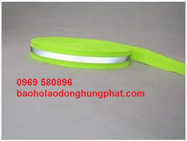 Dây phản quang nhựa zích zắc 2,5cm , giá rẻ tại Hưng Thịnh Phát