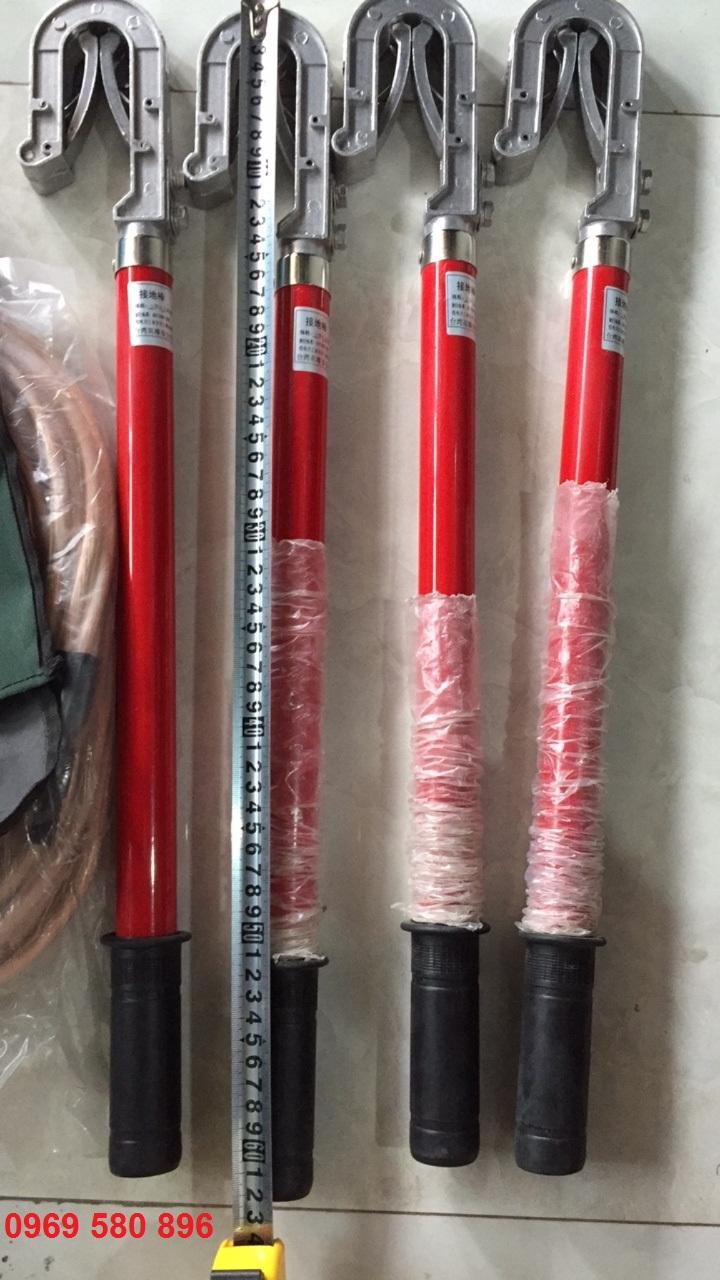 Cóc kẹp cáp  dùng cho đường dây từ 500-630  NGK