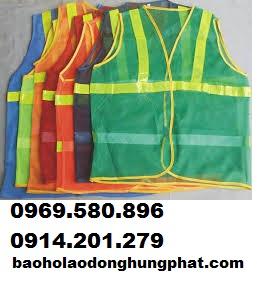 Quần áo bhlđ kỹ sư túi hộp phối màu cam theo mẫu