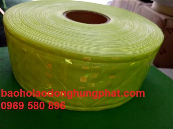 Phản quang vải ghi 2,5 cm giá rẻ nhất thị trường hà nội