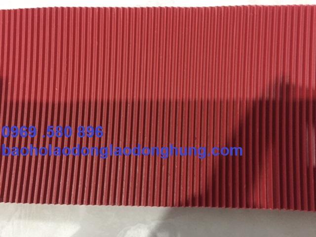 phản quang vải xanh sọc ghi bản 5cm - giá rẻ tại Hưng Thịnh Phát