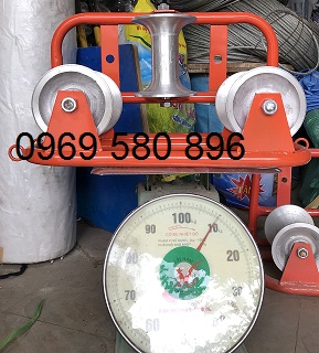 Con lăn góc 3 bánh nhôm giá rẻ tại Hưng Thịnh Phát