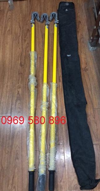 Bộ tiếp địa 35 kv Lồng rút - giá rẻ tại Hưng Thịnh Phát