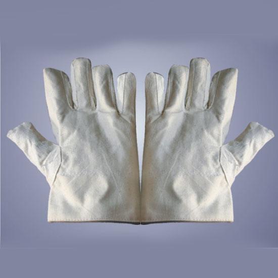 Găng tay vải kaki các mầu