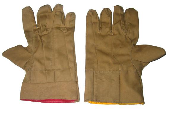 Găng tay vải bạt các mầu khác