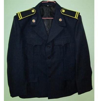 Quần áo bảo vệ may sẵn mùa đông