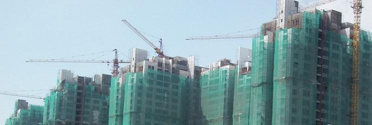 Lưới bao che công trình xây dựng HDPE màu xanh ngọc