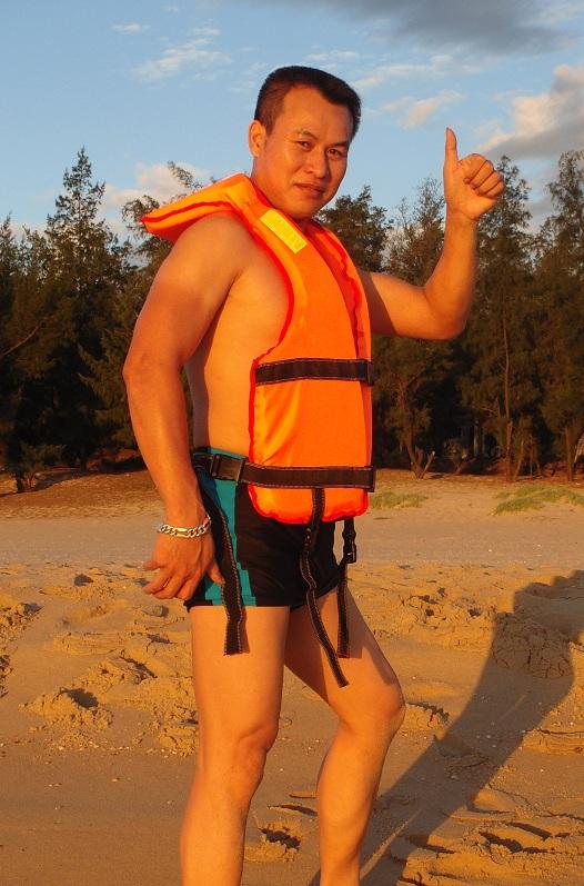 Áo phao bơi 2 mảnh dành cho thể thao và mùa hè