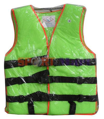 Áo phao bơi trẻ em số 1 mầu xanh