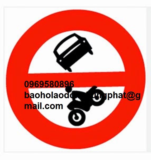 Biển báo cấm ô tô xe máy