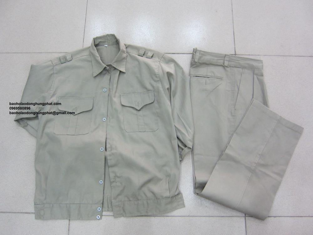 Quần áo ghi công nhân loại 1