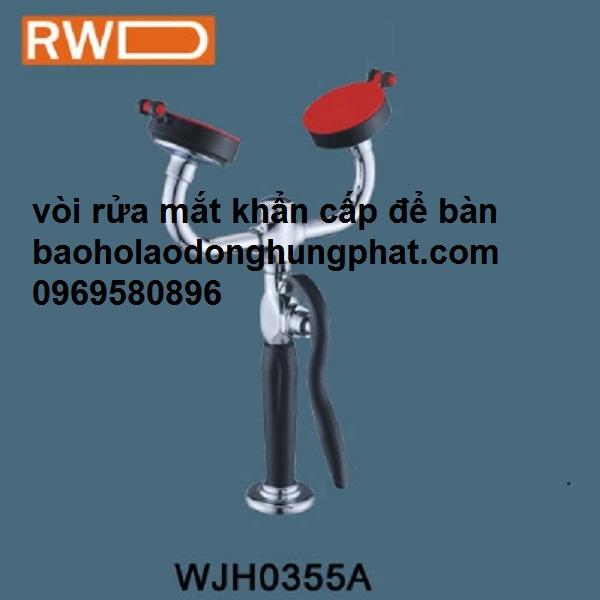 BỒN RỬA MẮT KHẨN CẤP ĐỂ BÀN  WJH0355A