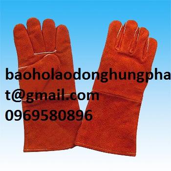 Găng tay da hàn WW014 giá rẻ tại Hưng Thịnh Phát