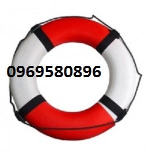 Phao bơi xốp cứu sinh mầu trắng - cam- gia cạnh tranh tại 771 ng...