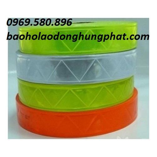 Dây phản quang nhựa zích zắc 2,5cm , giá rẻ tại Hưng Thịnh Phá...