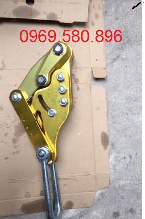 Cóc kẹp cáp MK màu vàng xuất xứ -Trung Quốc   dùng cho đườn...